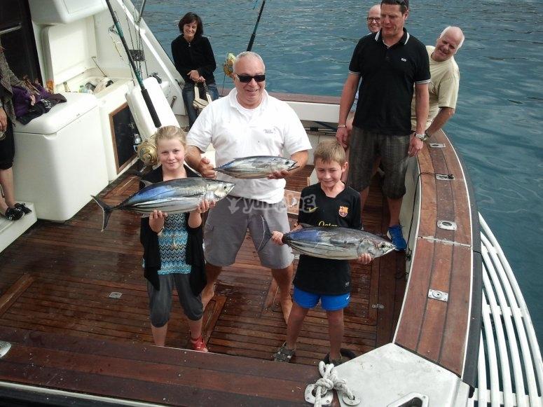 Todos Podemos Pescar!!!