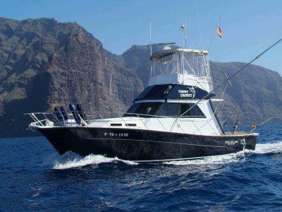 Salida de pesca privada 5 horas costa de Arona