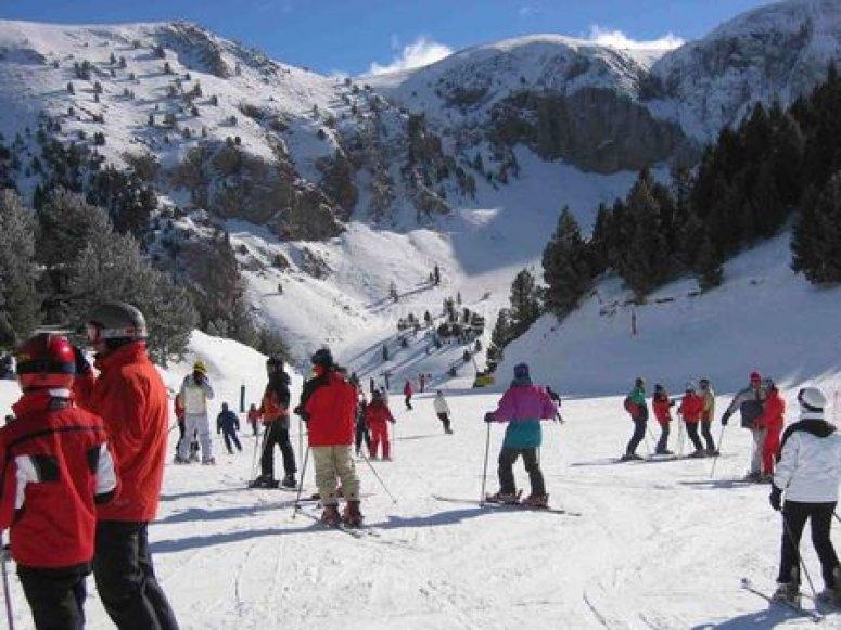 masella滑雪课程