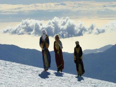 Curso de snowboard en la Molina, Fiesta de Reyes