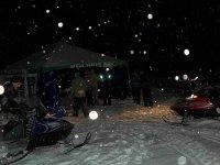Motos de nieve en Cerler