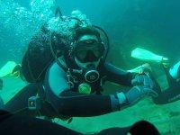 Underwater exercises