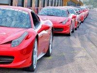 Le nostre Ferrari