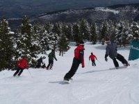 curso de snow en masella