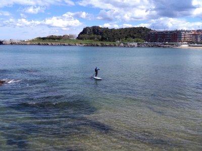SurfCode Paddle Surf