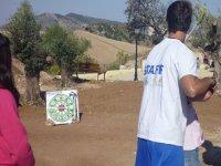 Archery in Jaén
