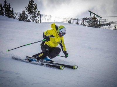 Clase particular de esquí en La Masella 1 hora