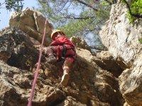 Climbing in Jaén