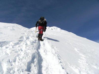 第一级冬季登山,SierraMadrileña