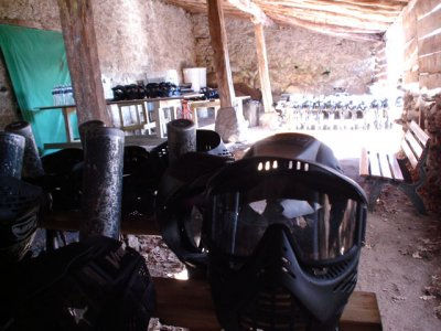 Campo Paintball Madrid