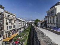 Nel muro di Lugo