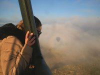 曼雷萨的气球飞行+照片