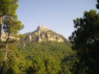 Hiking in the Sierra de Cazorla