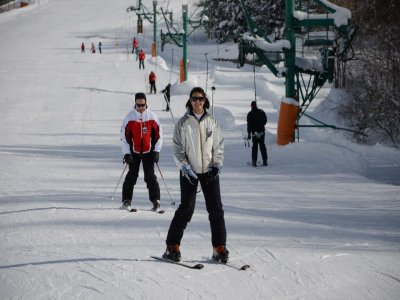 Ski pass Canaro adults 4 days high season