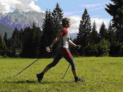 Nordic Walking Garrotxa