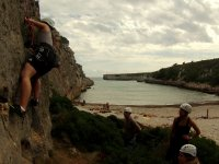 Day of sports climbing in Mallorca