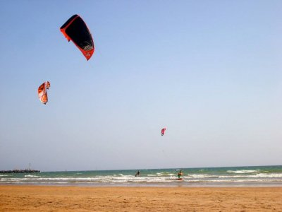 Norax Aventura Huelva Kitesurf