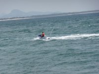 Guidare il jet ski