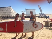 Alquiler de material Surf en Playa de la Canaleta