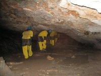 3h Rackets + caving in Serranía de Cuenca