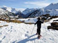 Excursion raquetas de nieve