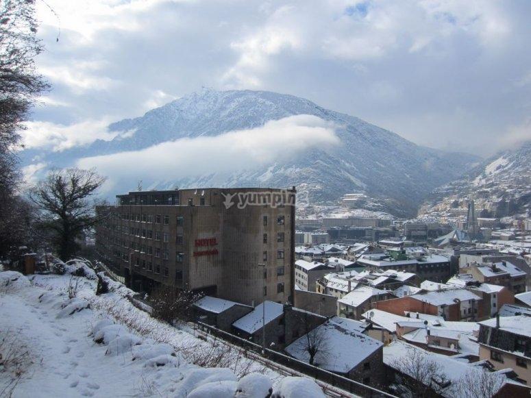 Hotel en Vallnord