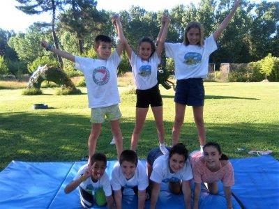 Cíjara Summer Camp Campamentos Multiaventura
