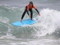 Studente surf avanzato