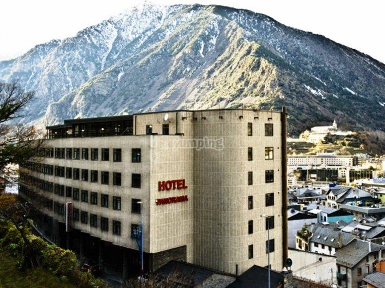 Hotel de Vallnord