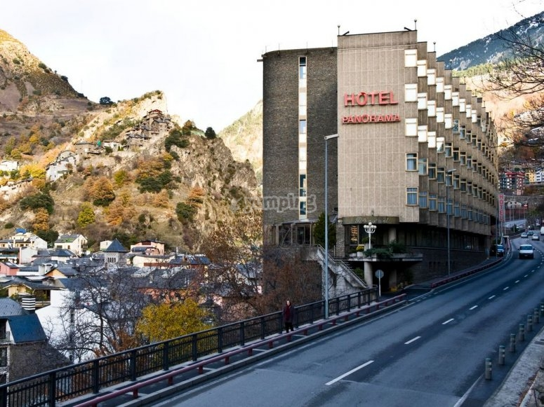 Escapada en Vallnord