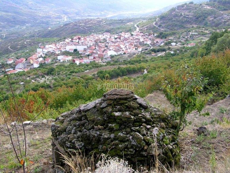 Paisaje de El Torno