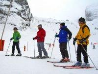 esqui en leon