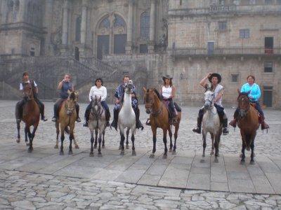 Camino Santiago a cavallo da Siero, 7 giorni