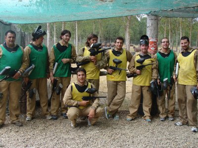 Dexconecta Paintball