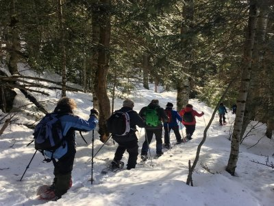 Alquiler raquetas de nieve en Canfranc 1 día