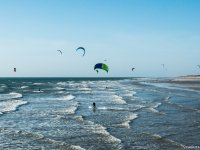 Playa de kite surf