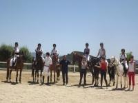 Equitación en Barcelona