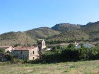 The village of Portillo