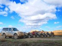 Percorsi Mescolato in 4X4 e Quad - Activa RuralSuite