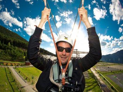 Parque de Naturlandia en Andorra tarifa adultos