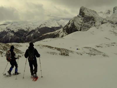 Snowshoes through Picos de Europa 4 hours