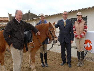 Activities with a horse,1h Parc Natural Garraf