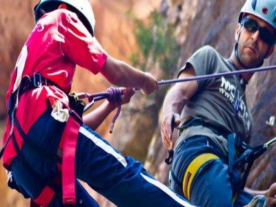 Viaje fin de curso multiaventura en Cuenca. 2 días