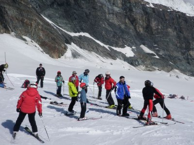 滑雪课程圣诞节6至14年