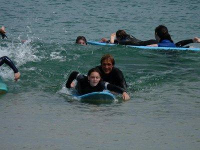 Escuela de Surf Liencres Campamentos de Surf