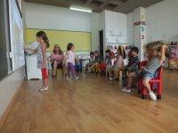 aula de actividad