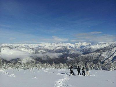 雪鞋游览P.N:高比利牛斯山脉