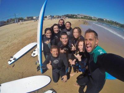 Escuela de Surf El Pico Campamentos de Surf
