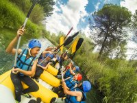 Rafting para escolares