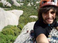 练习攀岩和我们